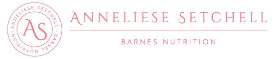 Anneliese Setchell - Barnes Nutrition